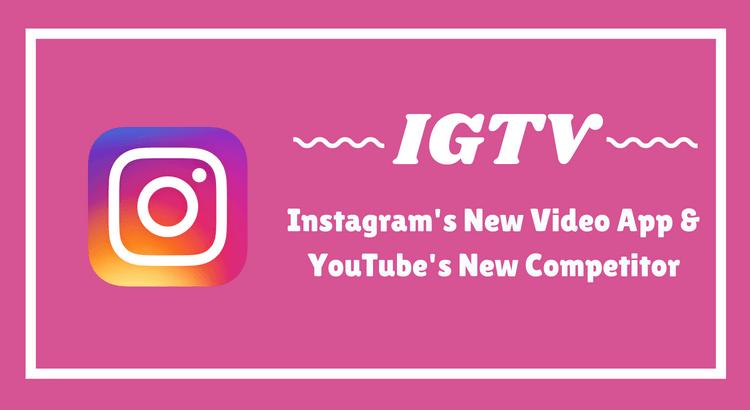 IGTV app New Vide app