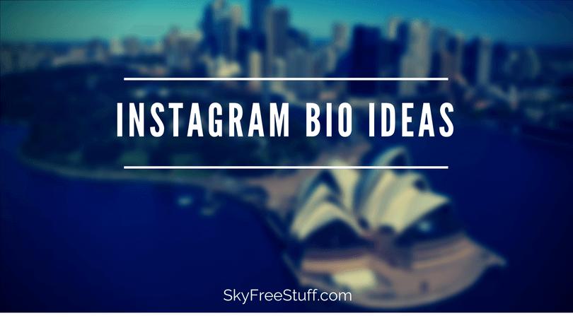 Best Instagram Status, Instagram Bios Ideas, Instagram Bio ...