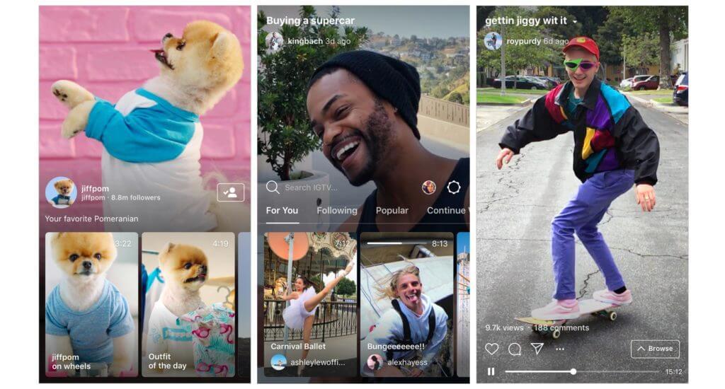 instagram tv app download