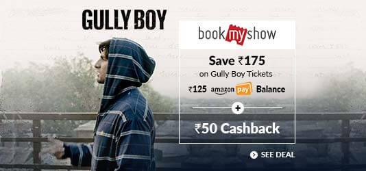 Bookmyshow cashback offers - Cashkaro bookmyshow offers for movies 1
