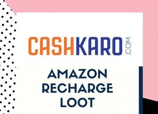 amazon recharge loot
