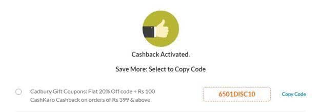 RAKSHA BANDHAN OFFER! CADBURY CELEBRATIONS PACK WORTH Rs 499 IN JUST Rs 274! 1