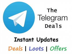 Telegram Channels for Offers and Deals 1